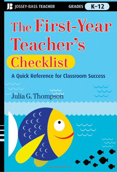 1-The-First-Year-Teacher's-Checklist-Cover