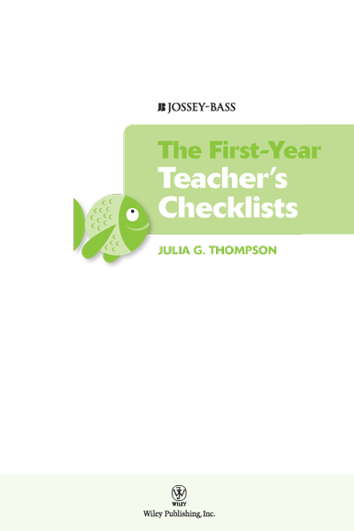 2-The-First-Year-Teacher's-Checklist-Title-Pag