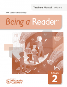 Being a Reader Teacher's Manual