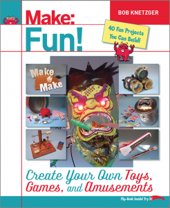 Make: Fun! cover